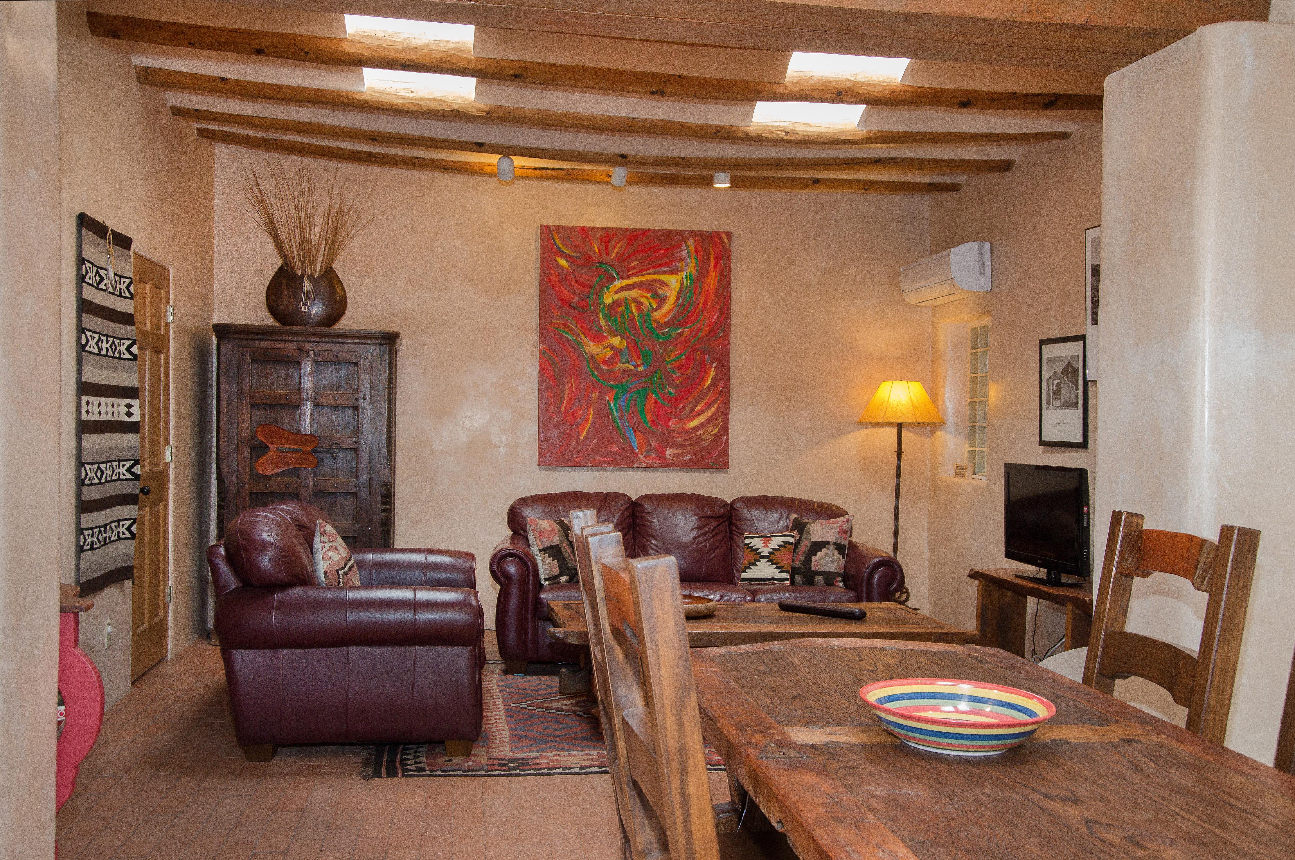Casa Colibri  Two Bedroom Two Bath Authentic Adobe Home  Walk - Adobe home design