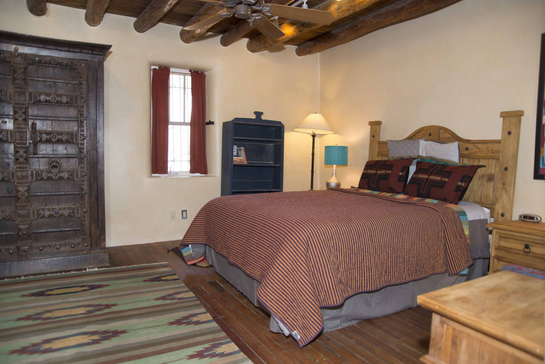 Casa Cuervo  Traditional Adobe Home   Bedroom And  Bathroom - Adobe home design